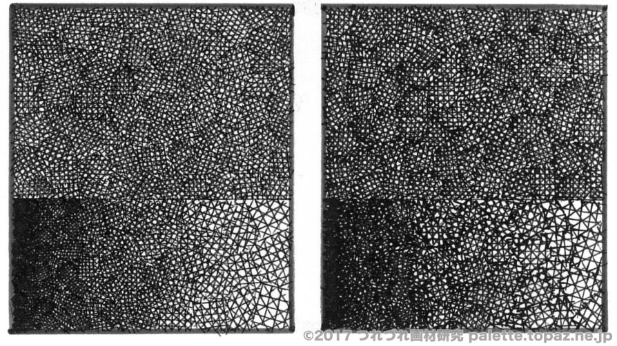 左:シグノRT1(ノック式) 右:シグノ(キャップ式)
